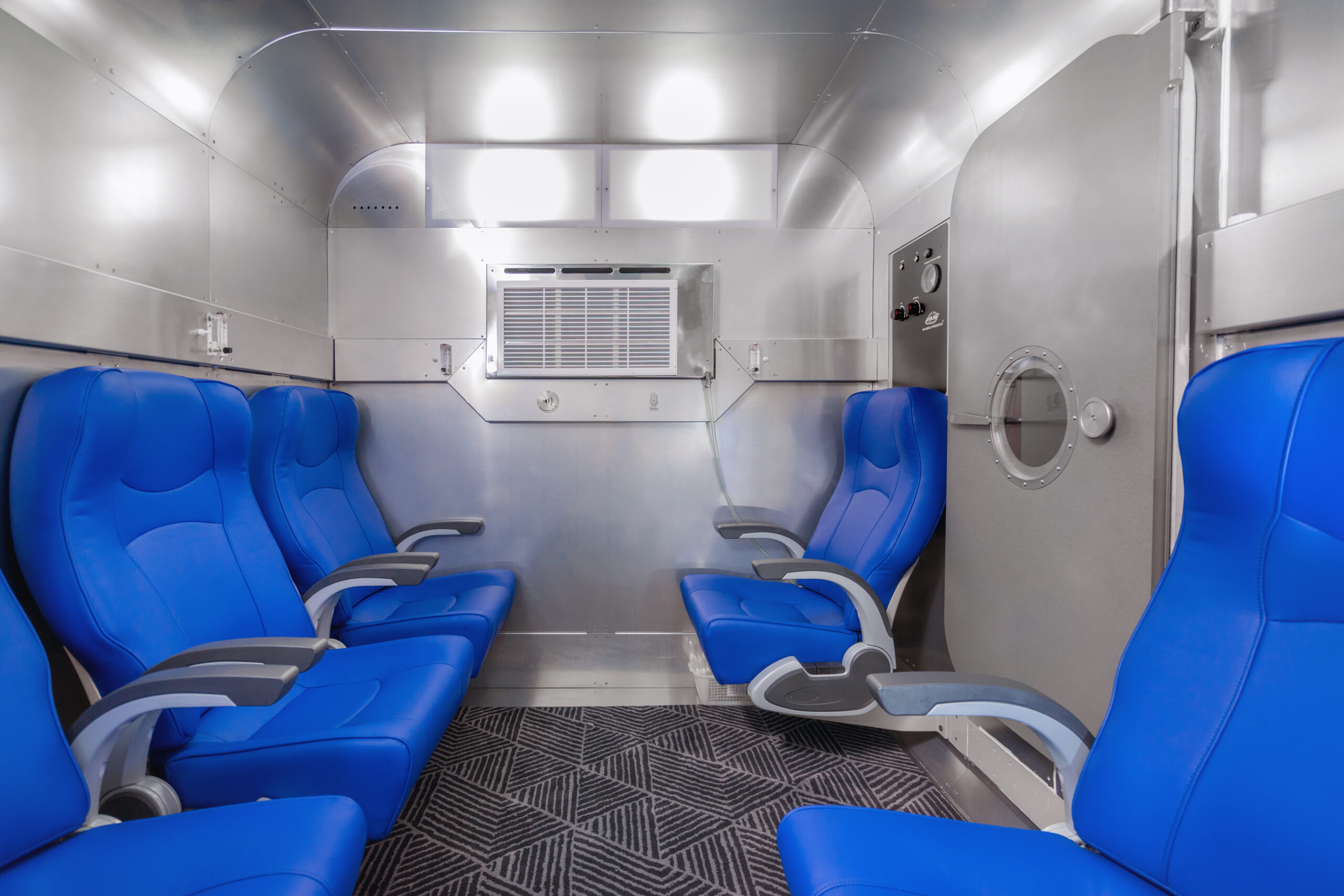Multiplace Wellness Chamber Inside
